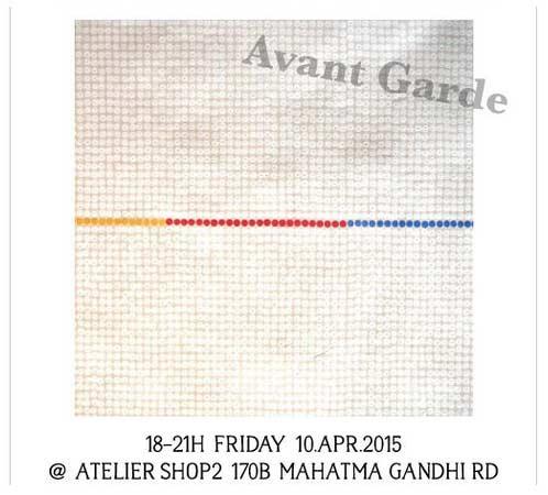 """ANDREW ROBERTS """"Avant-Garde"""""""